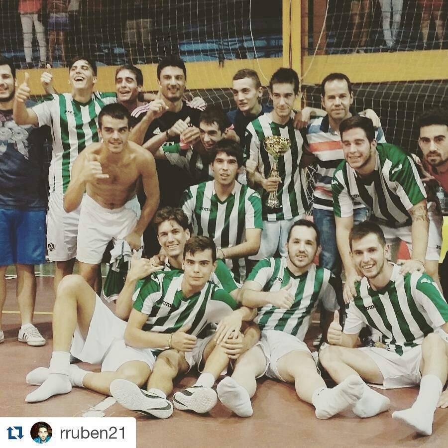 Besolla FS - El Besolla FS gana la maratón de fútbol sala de Herencia