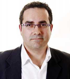 José Juan Fernández Zarco - alcalde Pedro Muñoz y presidente promancha