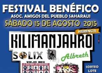 festival benefico sahara
