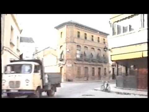 Vídeo antiguo de Plaza de España y Lope de Vega antes de ser peatonal 1