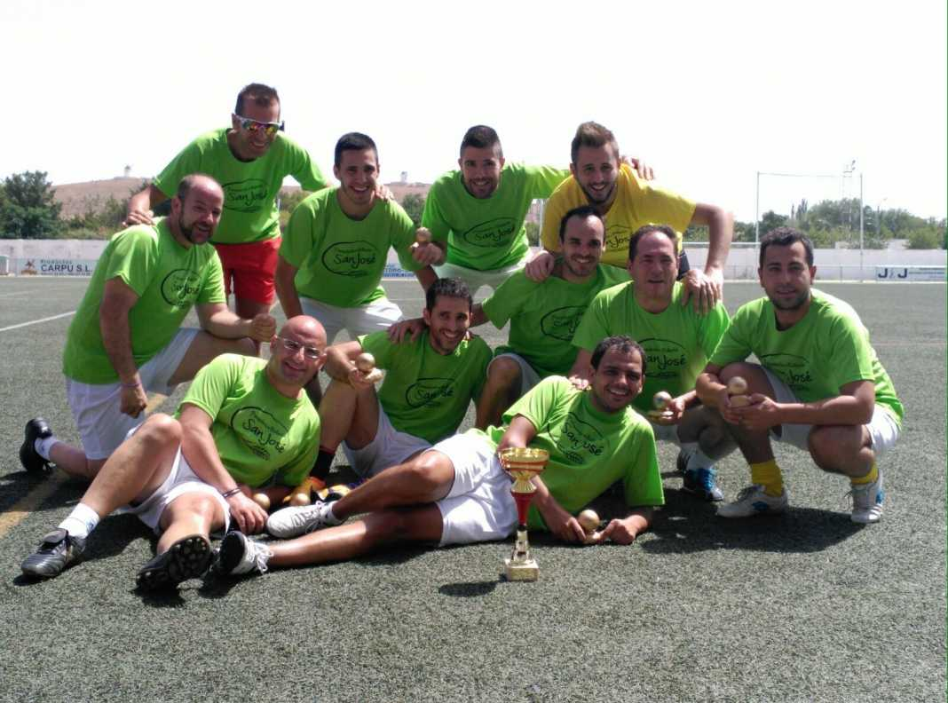 los pitorra futbol 7 1068x792 - Los Pitorra campeones de la primera liga local de fútbol 7