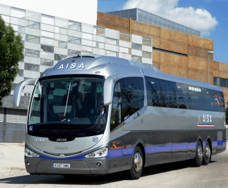 Autobuses aisa - Solucionado un desajuste en el transporte escolar del instituto