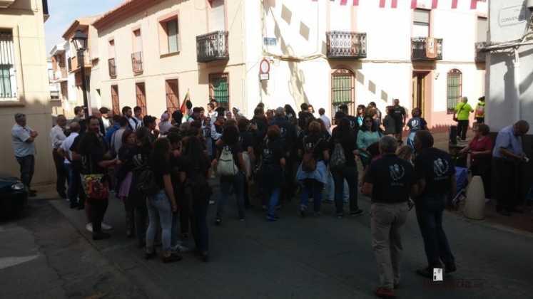 Baile de presentación coros y danza Pais Vasco 747x420 - Feria y Fiestas de Herencia en imágenes