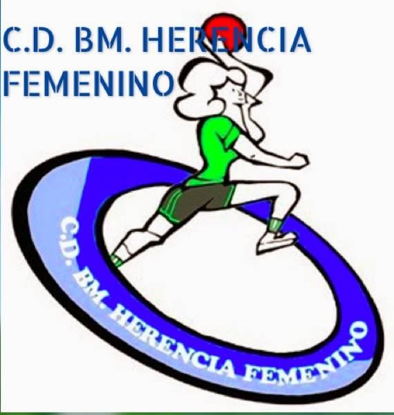 El Club de Balonmano Femenino de Herencia se alía con el Caserío 1