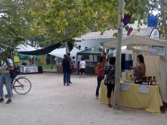 Feria Alternativa 560x420 - Feria y Fiestas de Herencia en imágenes