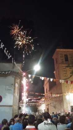 Fuegos artificiales de las vísperas e1443549543425 236x420 - Feria y Fiestas de Herencia en imágenes