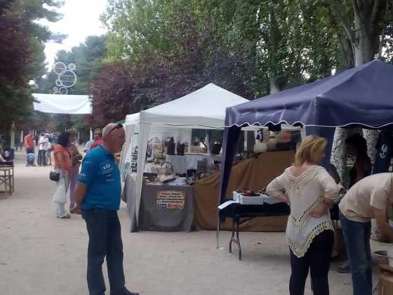 I Feria alternativa 560x420 - Feria y Fiestas de Herencia en imágenes