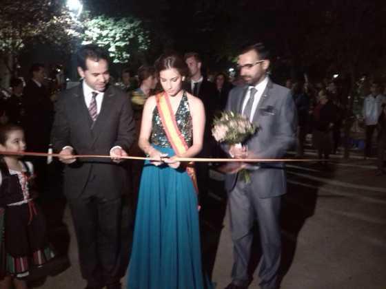 Inauguración de la feria y fiestas 560x420 - Feria y Fiestas de Herencia en imágenes