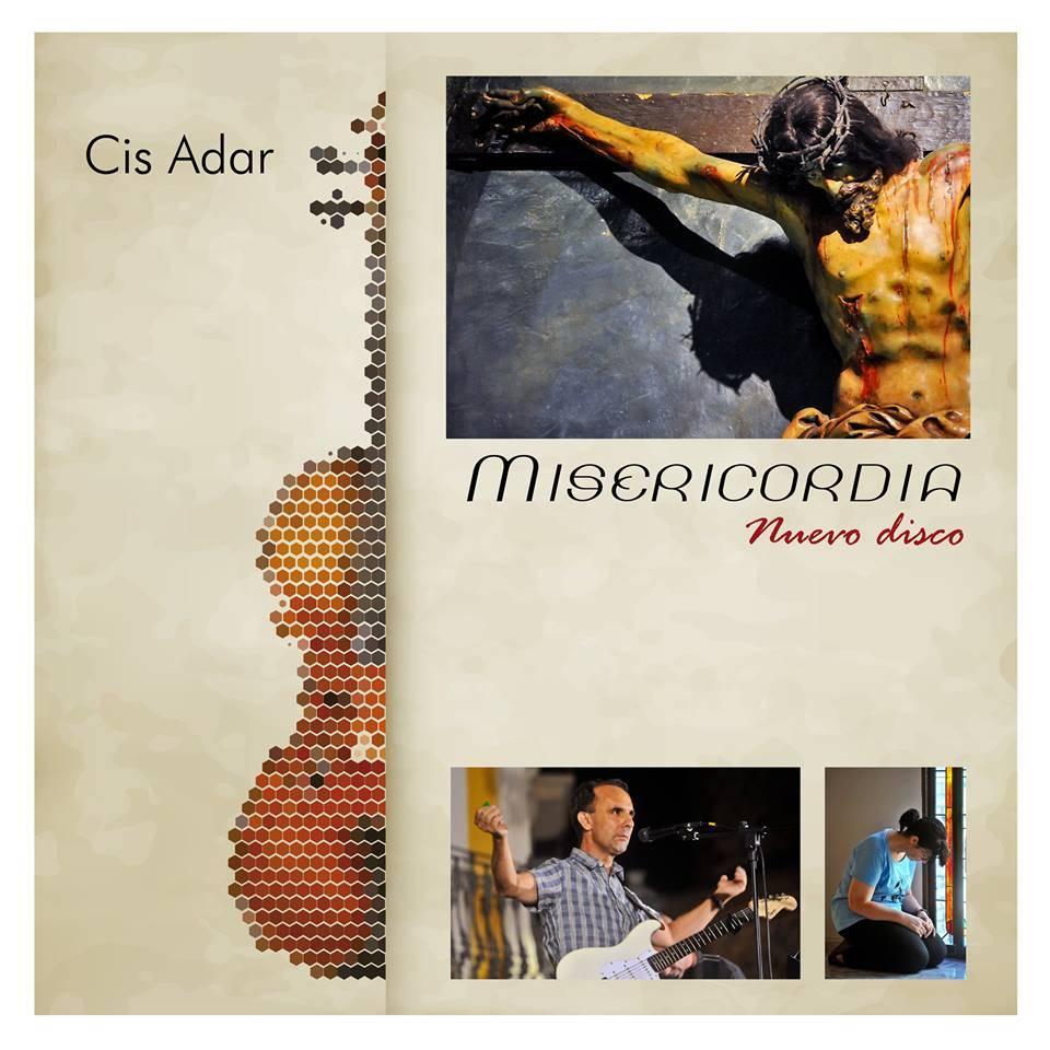 Misericordia será el tercer trabajo discográfico de Cis Adar