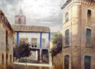 Orencio Murillo Medina ganador del VIII Certamen Nacional de Pintura Rápida de Herencia