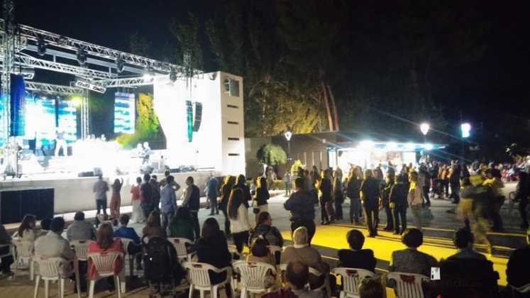 Orquesta Séptima Avenida 747x420 - Feria y Fiestas de Herencia en imágenes