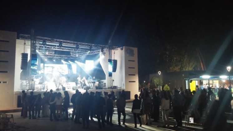Orquesta Séptima Avenida1 747x420 - Feria y Fiestas de Herencia en imágenes