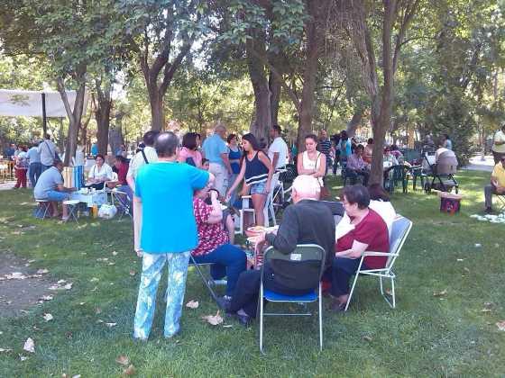 Picho de la vaquilla 560x420 - Feria y Fiestas de Herencia en imágenes