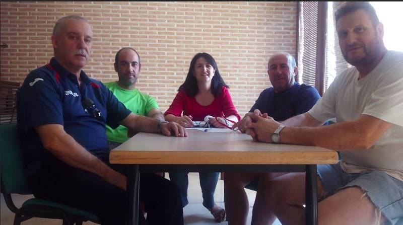 Reunión para la creación de protección civil en Herencia