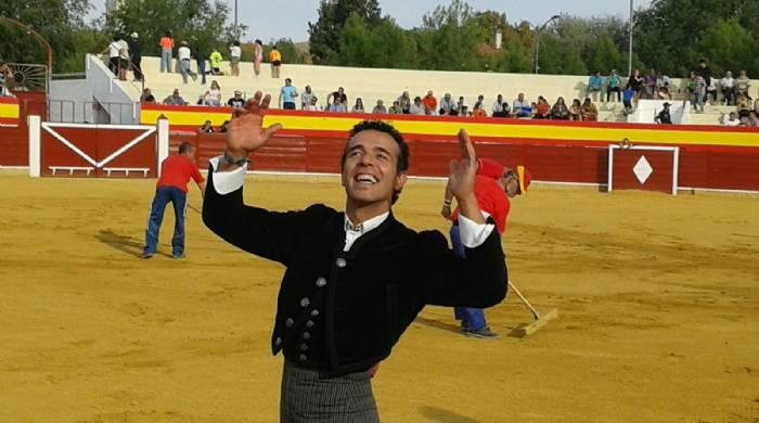 Puerto y San Sebastian, cuatro orejas en el festival sin novillero de Herencia 1