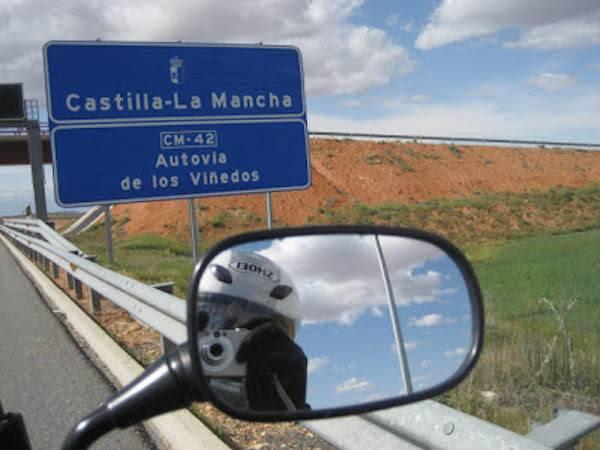 Accidente en la autovía de los Viñedos el pasado sábado 1
