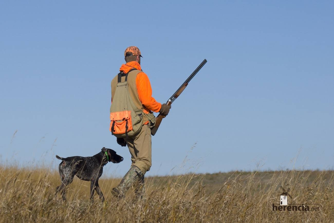 caza en herencia ciudad real 1 - Fallece un hombre de 32 años en un accidente de caza
