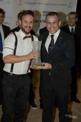 Ángel Luis Privado de Jabalí Gastro, mejor Tiraje de Cerveza de Castilla-La Mancha 2