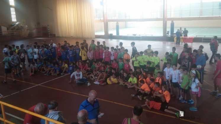 fútbol infantil 747x420 - Feria y Fiestas de Herencia en imágenes