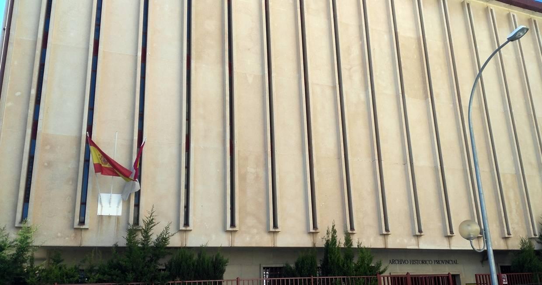 Fachada del Archivo Histórico de Ciudad REal