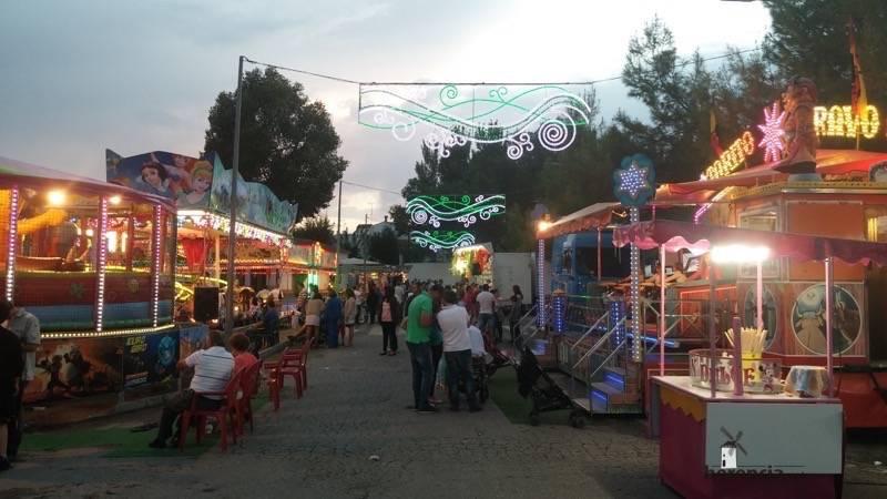 El PSOE destaca la alta participación durante la Feria y Fiestas 1