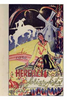 feria y fiestas herencia 1959 284x420 - La HERENCIA de nuestra FERIA, y otros cuentos