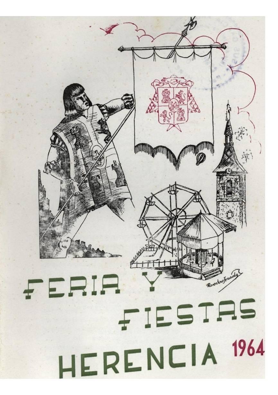 feria y fiestas herencia 1964 - La HERENCIA de nuestra FERIA, y otros cuentos
