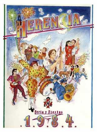 feria y fiestas herencia 1984 310x420 - La HERENCIA de nuestra FERIA, y otros cuentos