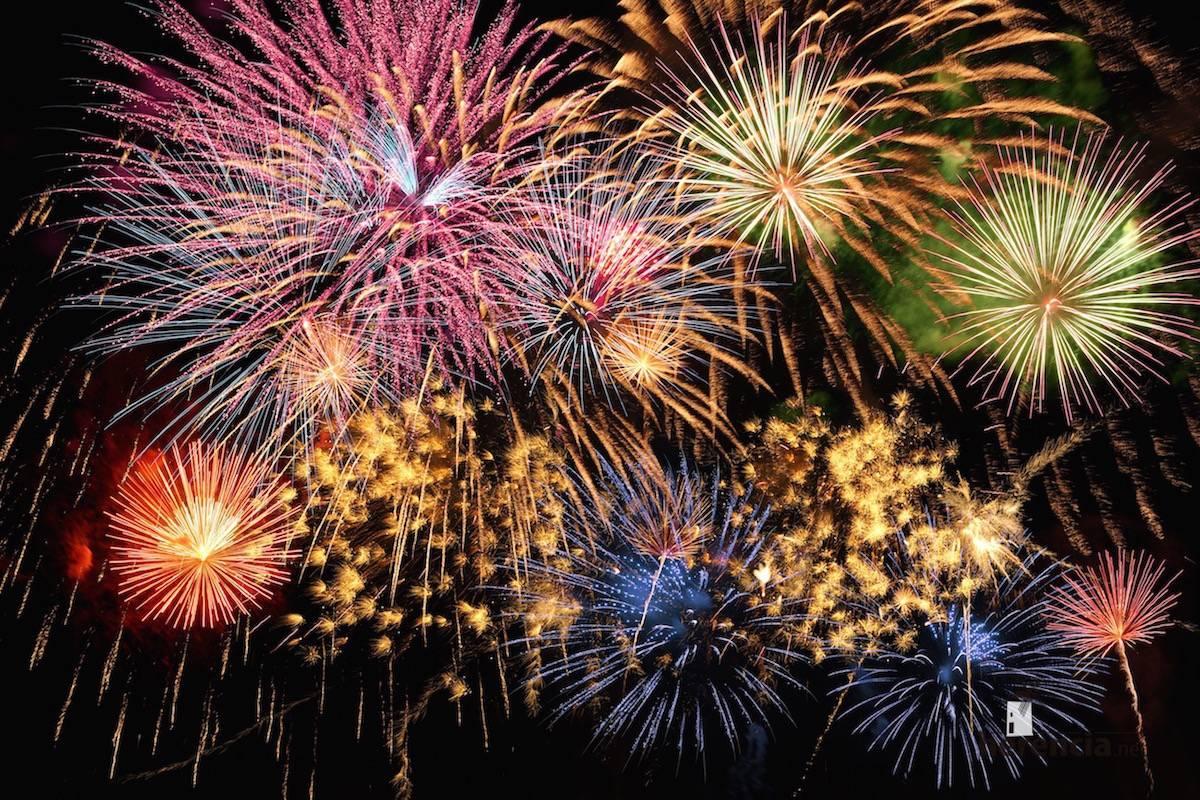 fuegos artificiales y pólvora en Feria y Fiestas de Herencia