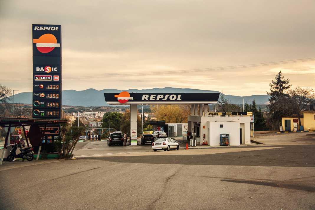 gasolinera repsol
