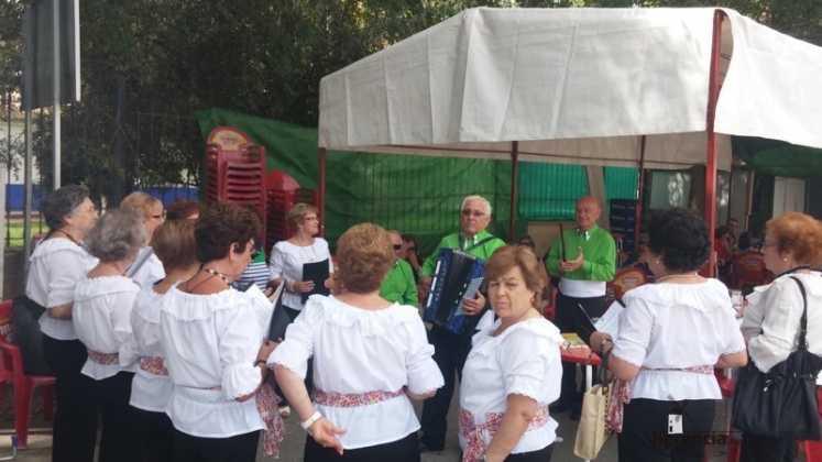 grupo estudiantina 747x420 - Feria y Fiestas de Herencia en imágenes