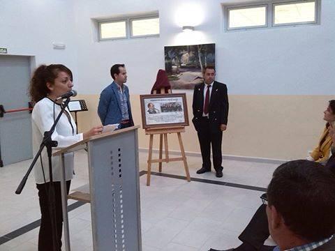 homenaje a Gabriel Molina Prados - Feria y Fiestas de Herencia en imágenes
