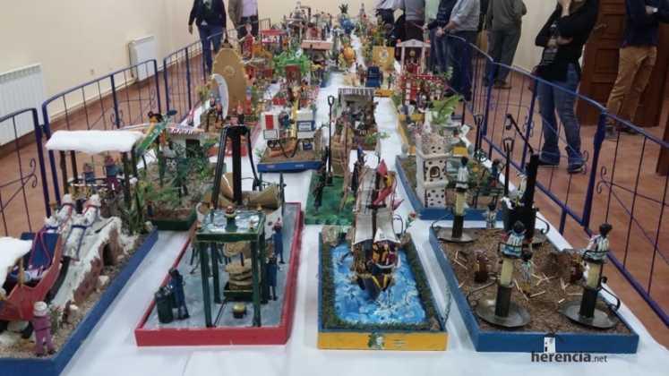 maquetas de carrozas del carnaval de jesús chamusca 747x420 - Feria y Fiestas de Herencia en imágenes
