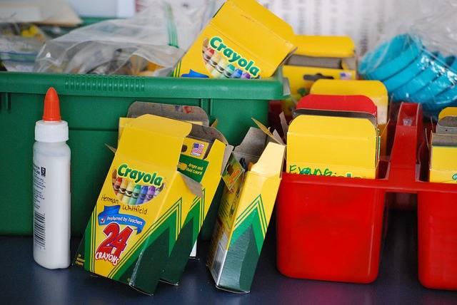 material escolar - Diputación abre el plazo para solicitar ayudas en material escolar