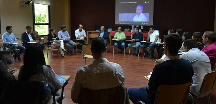 Promancha organiza una mesa sectorial de innovación y tecnología 1