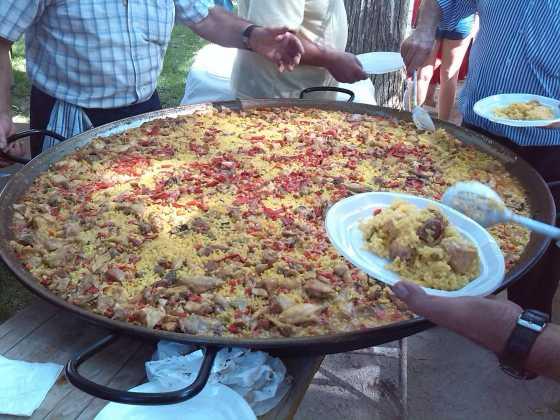 paella 560x420 - Feria y Fiestas de Herencia en imágenes
