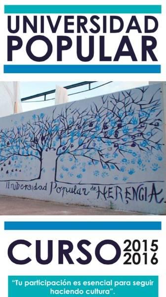 La Universidad Popular de Herencia ofrece más de 40 cursos 1