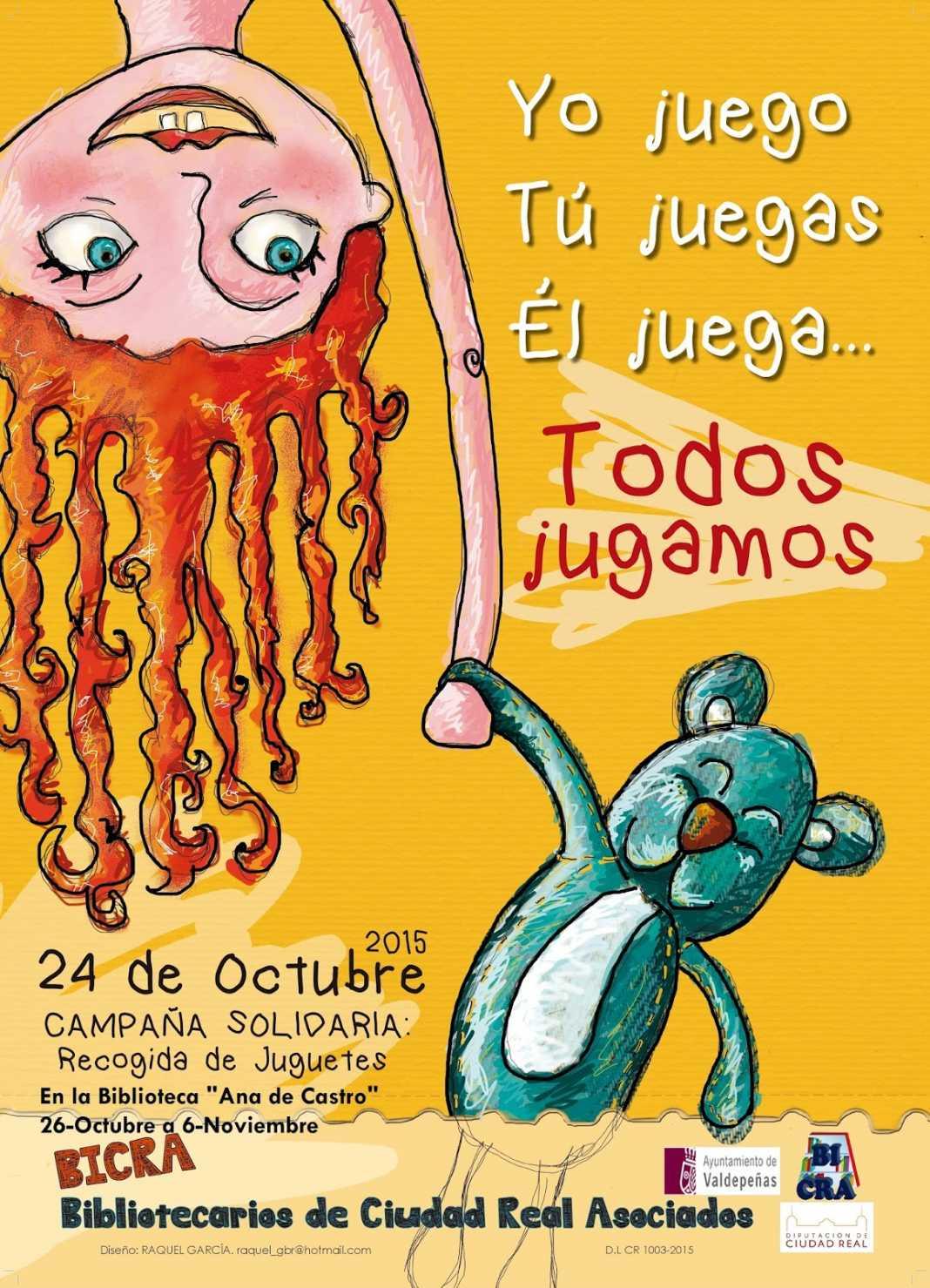 Campaña solidaria recogida de juguetes BICRA 1068x1479 - Recogida solidaria de juguetes
