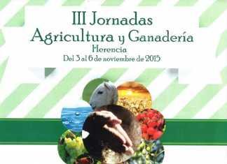 Cartel III Jornadas de Agricultura y Ganadería de Herencia