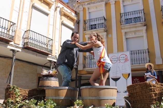 III Fiesta de la Vendima de Herencia17 630x420 - Fotogalería de la III Fiesta de la Vendimia de Herencia