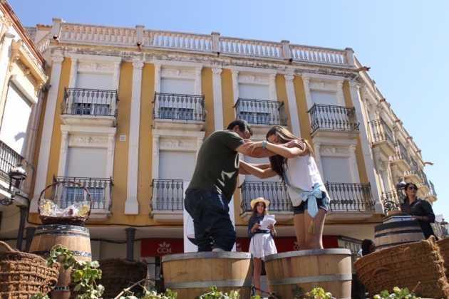 III Fiesta de la Vendima de Herencia22 630x420 - Fotogalería de la III Fiesta de la Vendimia de Herencia