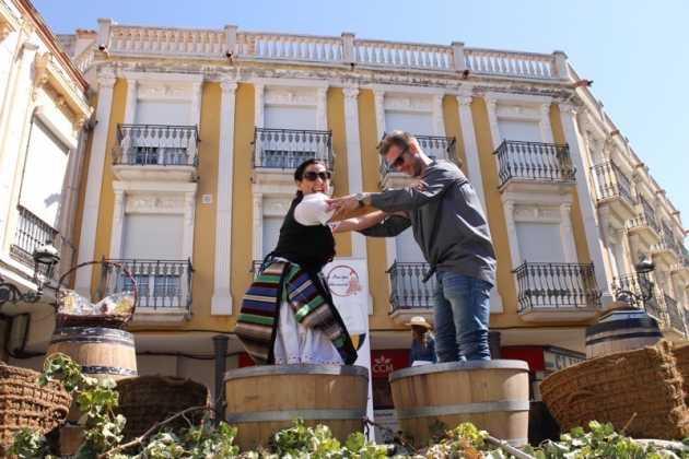 III Fiesta de la Vendima de Herencia25 630x420 - Fotogalería de la III Fiesta de la Vendimia de Herencia