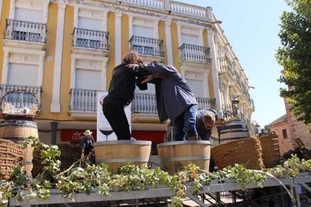 III Fiesta de la Vendima de Herencia26 630x420 - Fotogalería de la III Fiesta de la Vendimia de Herencia