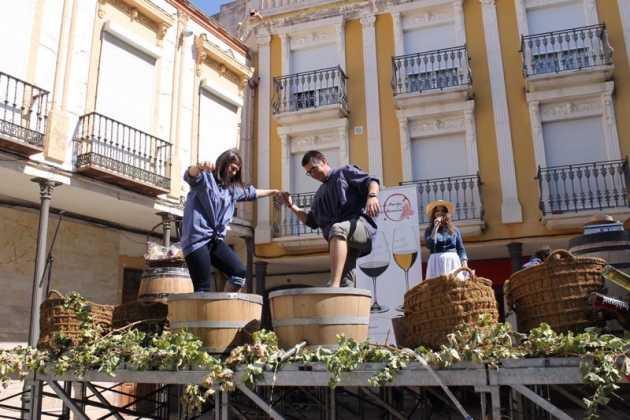 III Fiesta de la Vendima de Herencia30 630x420 - Fotogalería de la III Fiesta de la Vendimia de Herencia
