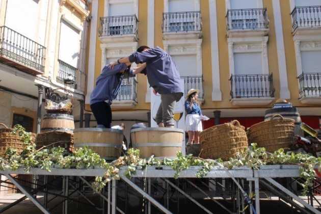 III Fiesta de la Vendima de Herencia31 630x420 - Fotogalería de la III Fiesta de la Vendimia de Herencia