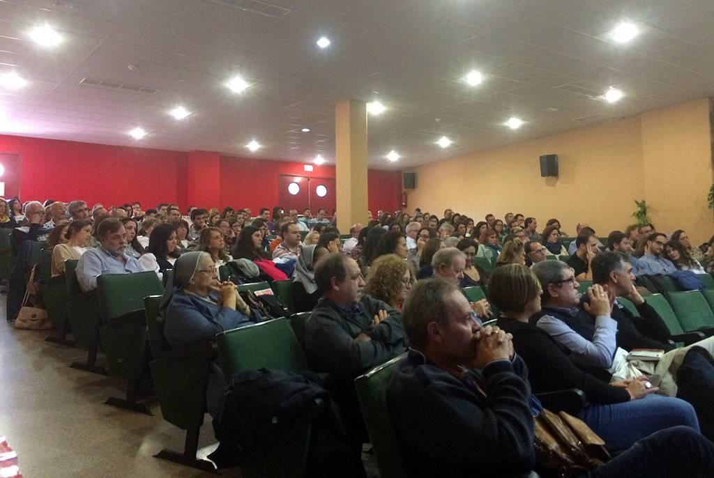 Jornada de colegios trinitarios en Herencia - Herencia acogió una jornada nacional de colegios trinitarios
