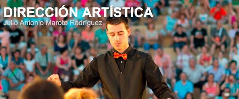 """Julio Antonio Maroto Rodr%C3%ADguez - Novedades en la agrupación musical """"Santa Cecilia"""""""