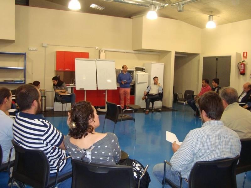 Mesa agroalimentaria de Promancha en Herencia - Promancha organiza una mesa del sector agroalimentario en Herencia