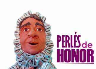 Perlé de Honor carnaval de Herencia