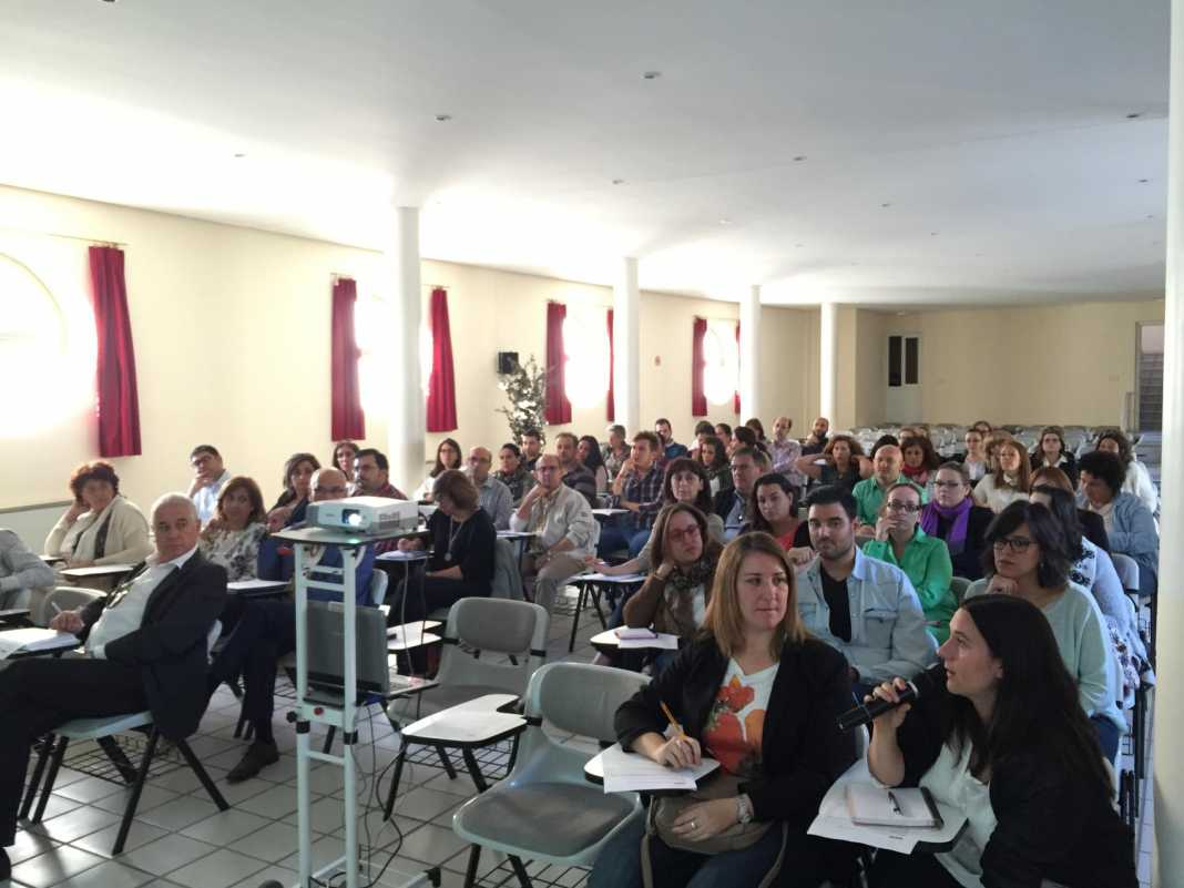 La Universidad Popular de Herencia presente en una jornada de trabajo provincial 1